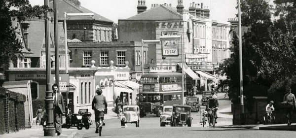 The history of the High Street- Sidcup High Street  | Layers